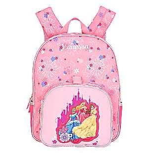My Family Fun - Disney Princess Backpack For your Princess ! e6889f7933552