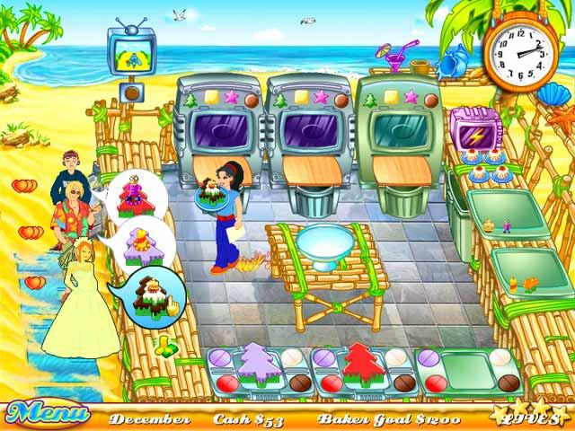 Free Cake Restaurant Games