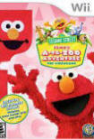 Elmo A-to-Zoo Adventure Wii