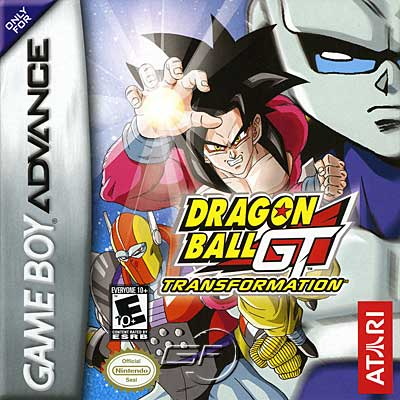 dragon ball gt games. My Family Fun - Dragon Ball GT