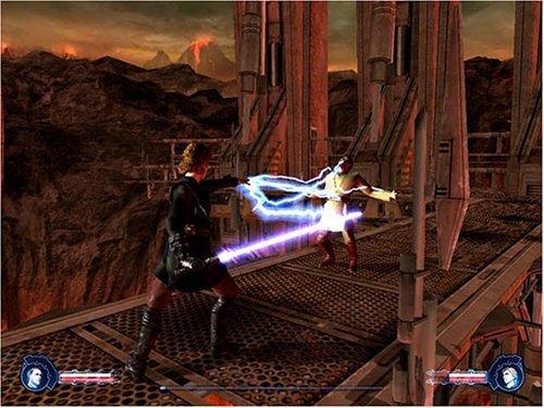 My Family Fun Star Wars Episode Iii Revenge Of The Sith Control All The Jedi Abilities Of Both Anakin And Obi Wan Kenobi