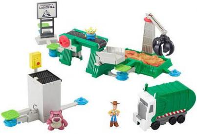Action Links Junkyard Escape Playset