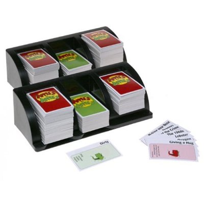 how to play apples to apples party box
