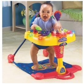 Baby Playzone Take Along Hop Pop