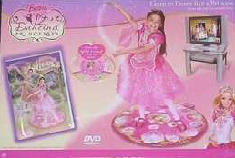 Barbie Dance Mat 12 Princesses - Best Picture Of Barbie ...