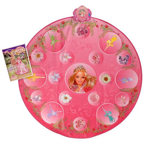 barbie the 12 dancing princesses