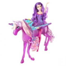 Barbie Fab Fairy Doll and Fairy Horse