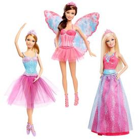Barbie Fairytale Magic