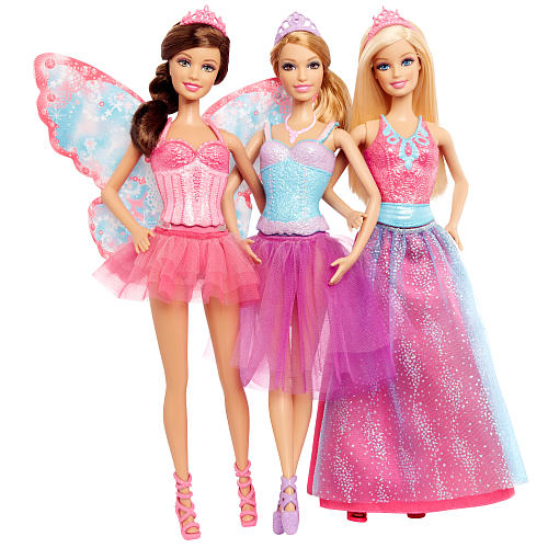my family fun barbie and friends