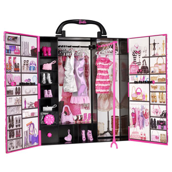 My Family Fun Barbie Fashionistas Ultimate Closet