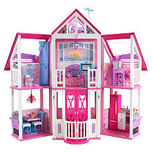Barbie Dream House Games on Barbie Malibu Dreamhouse The Barbie Malibu Dreamhouse Provides A