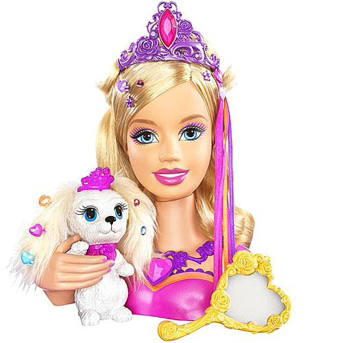 My family fun barbie and friends accessories - Barbi princesse ...