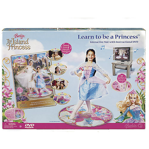 Amazon.com: Barbie - Learn to Dance Like a Princess ...