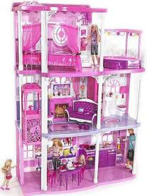 Barbie Three Story Dream Townhouse
