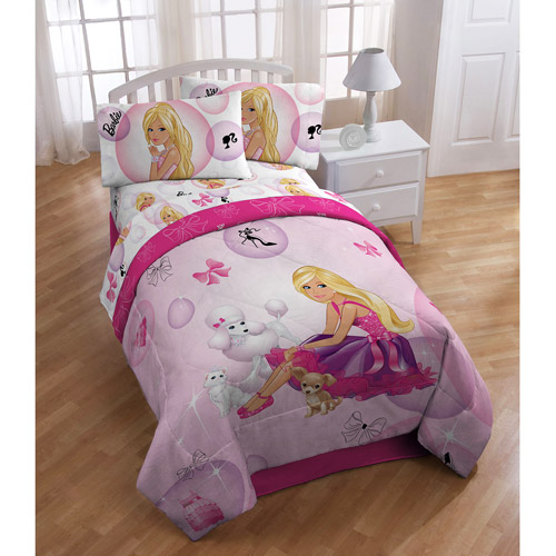 Barbie And Friends Room Decor