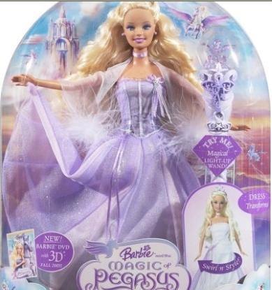 Princess Annika in Barbie Magic Pegasus