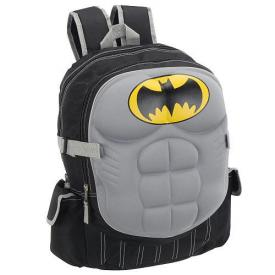 Batman Backpack with Padded Chest Plate