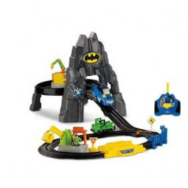 Batman Batcave Remote Control RC Set