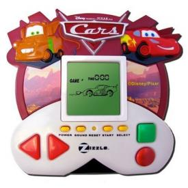  Beginner Hand Held Game Disney Cars 