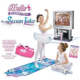 Bella Dancerella Swan Lake Studio