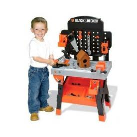 Black and Decker Jr Power Workshop Workbench
