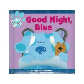 Blue Clues Good Night Blue