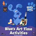 Blues Clues Art Time Activities