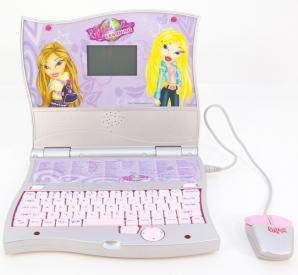 Bratz Cyber Style Laptop