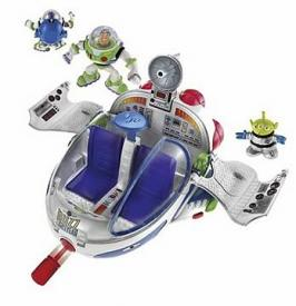Buzz Lightyear Star Command Cruiser