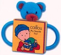 Caillou My Favorite Toys