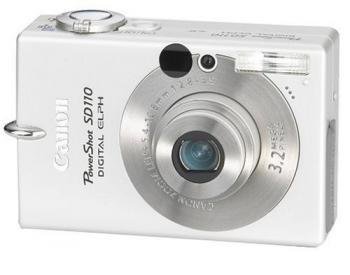 Canon PowerShot SD110 3MP Digital Elph