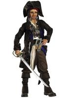 Captain Jack Sparrow Prestige Child Costume