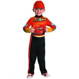 Cars 2 Lightning Mcqueen Pit Crew Classic Costume