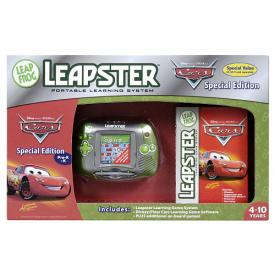 Cars Software Bundle Leapster Learning System