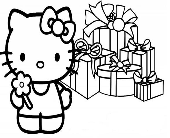 family fun coloring pages christmas - photo#30