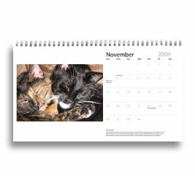 Create your Photo Calendar