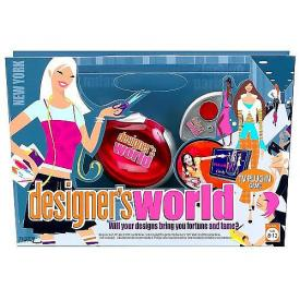 Designers World TV Game