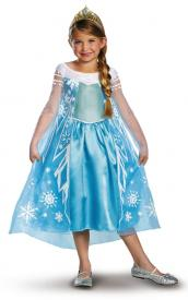 Disguise Disney Frozen Elsa Deluxe Costume