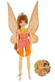Disney Fairies Fawn Doll 10 inch