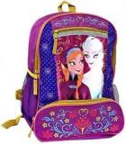 Disney Frozen 16 inch Backpack Berry Floral
