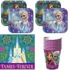 Disney Frozen Anna Elsa Party Supplies Pack