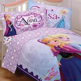 Disney Frozen Celebrate Love Elsa Anna Comforter
