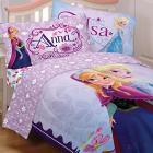 Disney Frozen Celebrate Love Elsa Anna Comforter