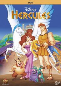 Disney Hercules DVD