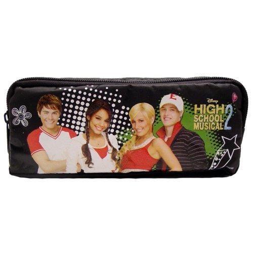 Troy, Gabriella, Sharpay, Ryan Disney High School Musical Pencil Case.
