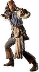 Disney Pirates Of The Caribbean Jack Sparrow