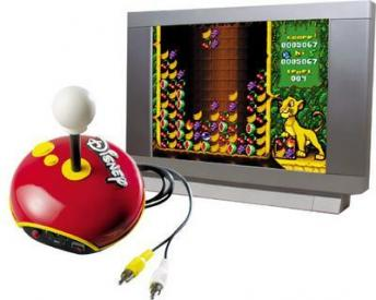Disney Plug and Play Video Game