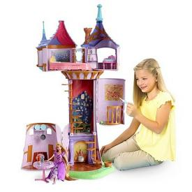 Disney Tangled Rapunzel Fairytale Tower