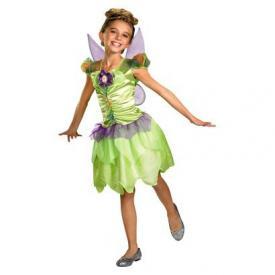 Disney Tinker Bell Rainbow Classic Costume