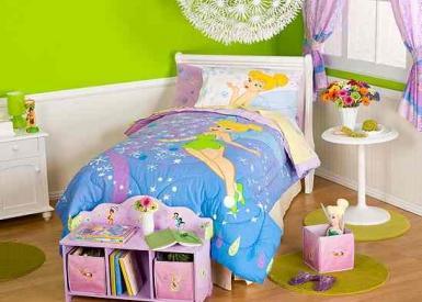 Disney Tinkerbell Fairies Comforter